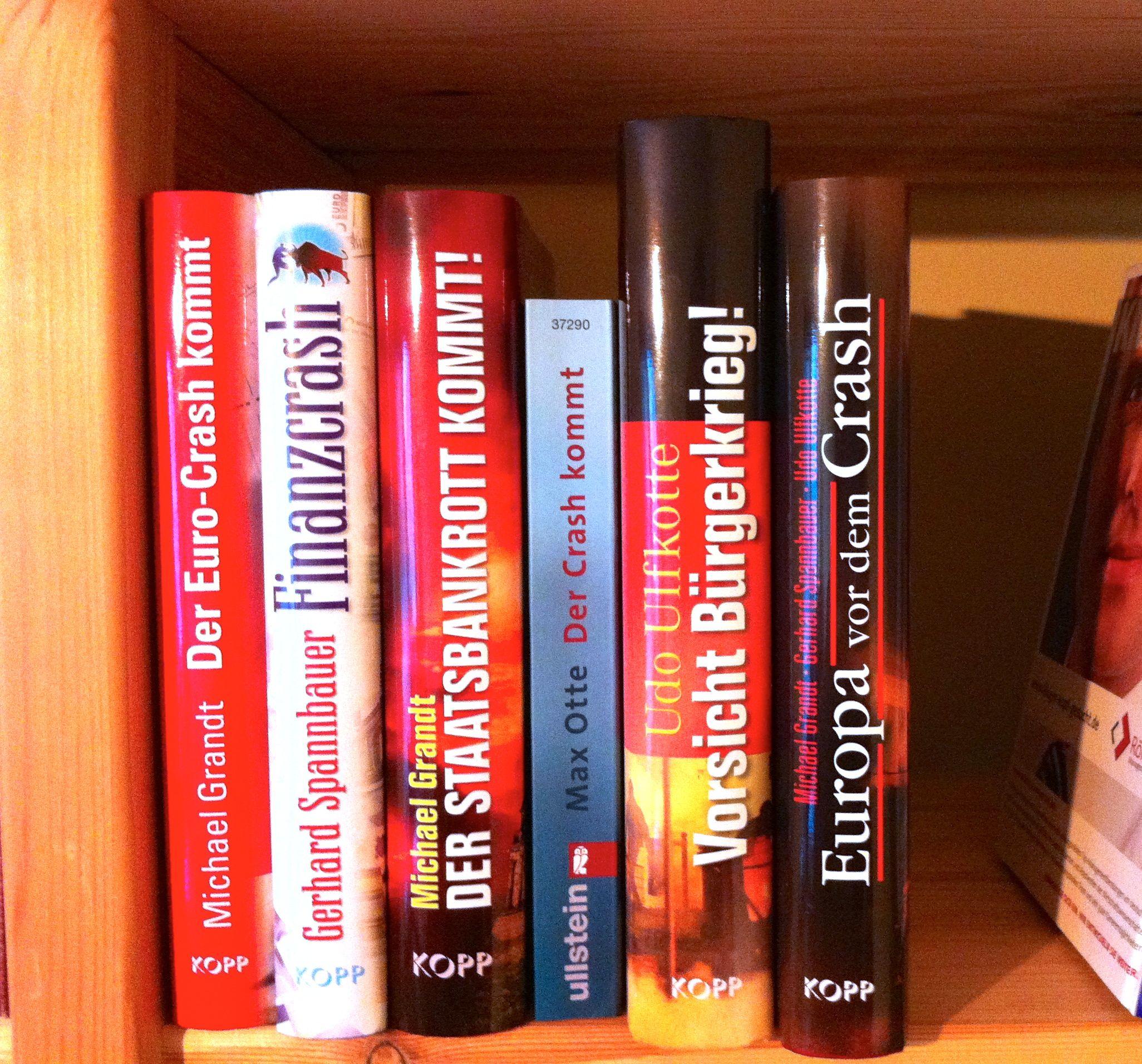 Krisenvorsorge Bücher